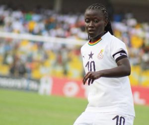 Elizabeth Addo excited to make CAF Women's Footballer of the year shortlist