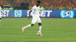 CAF U-23 AFCON: Meteors midfielder Agbekpornu believes he's had a good tournament for him