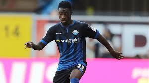 SC Paderborn youngster Christopher Antwi-Adjei still eligible to play represent Germany despite Black Stars call-up
