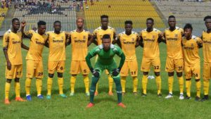 Ashanti Gold held to draw by Asokwa Deportivo in friendly