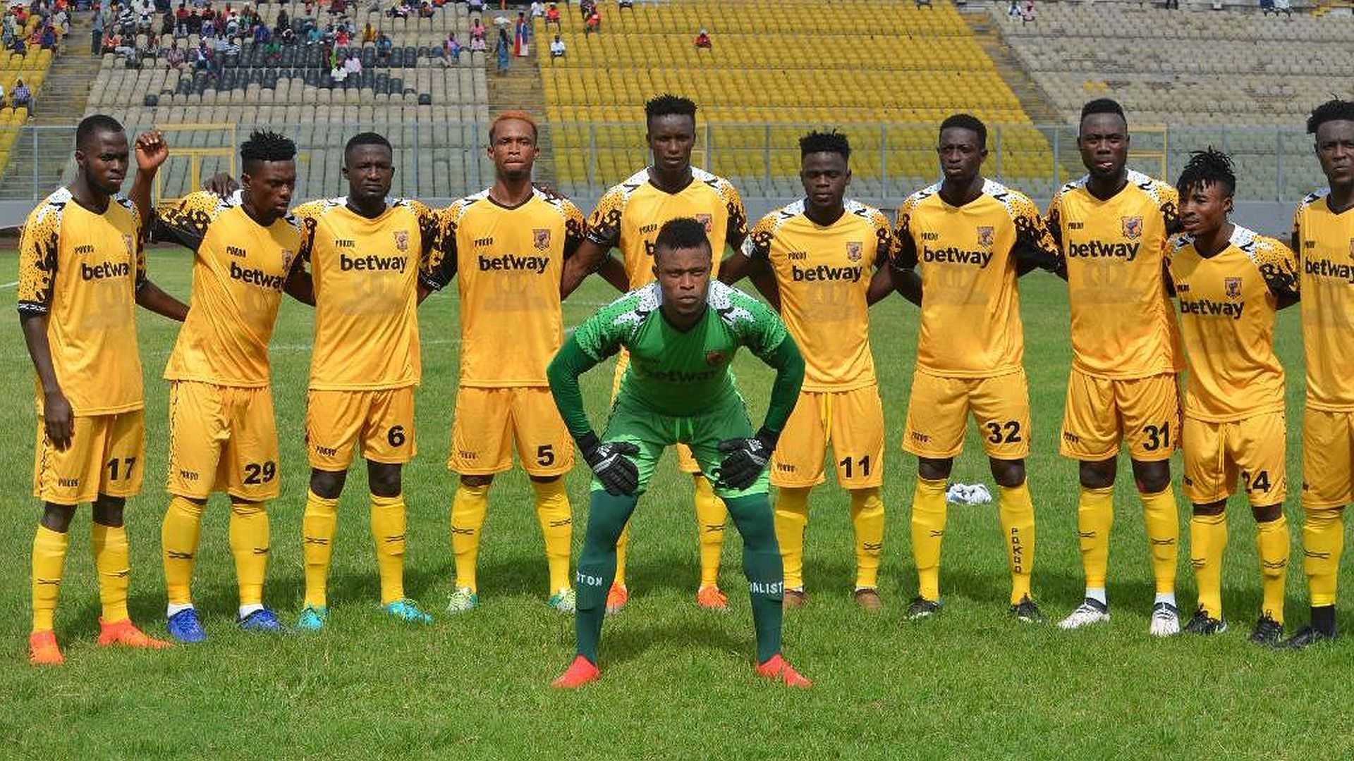 AshantiGold SC to suffer demotion to Division One following preliminary match-fixing investigations