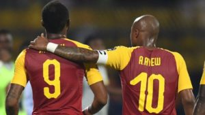 VIDEO: Black Stars skipper Andre Ayew leaps to Jordan Ayew defence over 'selfish' tags