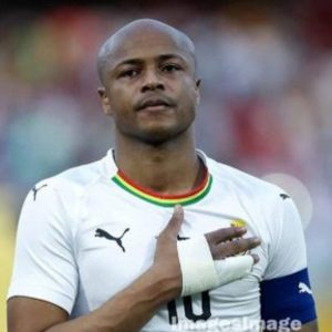 Andre Ayew rejects Black Stars failure tag insists they have played World Cups and AFCONs