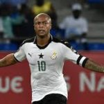 2021 Afcon qualifiers: Swansea vice-captain Andre Ayew confident Ghana will qualify for tournament