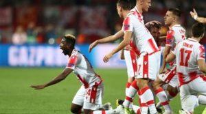 Boakye Yiadom assist earns Red Star Belgrade a draw against Javor