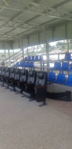 Medeama's adopted home venue Akoon park undergoing face-lift ahead of 2019/20 GPL
