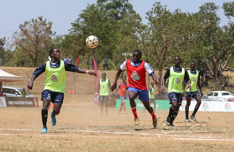 Scouts from Spain, Ghana in Nairobi to unearth talent