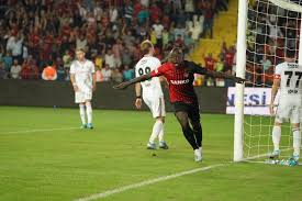 Ghanaian midfielder Raman Chibsah backs Gazientep F.K to bounce back to winning ways
