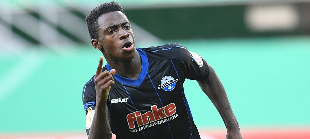 EXCLUSIVE: SC Paderborn release Christopher Antwi-Adjei to join Black Stars