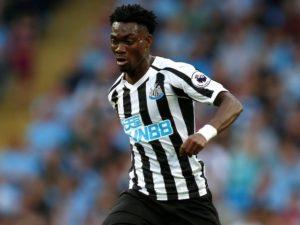 Newcastle United star Christian Atsu arrives in Ghana amid coronavirus outbreak
