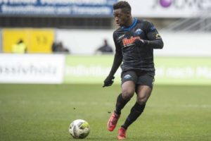 Christopher Antwi-Adjei provides assist in Paderborn's 3-2 loss to RB Leipzig