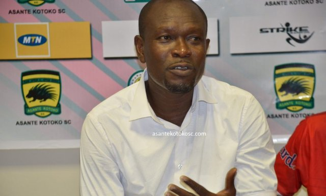 C.K Akunnor optimistic of a second chance with Kotoko