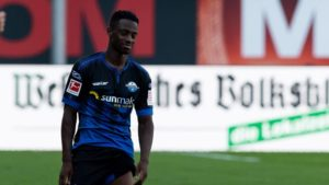 2021 Afcon qualifiers: SC Paderborn ace Christopher Antwi-Adjei pull out of Black Stars squad due to passport bureaucracy