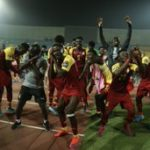 Video: Black meteors in a charge mood after thumping mali