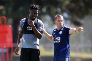 Leicester boss Brendan Rogers lauds character of Ghanaian defender Daniel Amartey