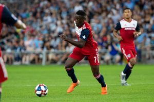 FC Dallas part ways with Ghanaian winger Edwin Gyasi
