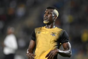 Black Leopards ace Edwin Gyimah backs his compatriot James Kotei to remain calm and concentrate at Amakhosi