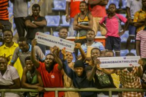 VIDEO: Ghana captain Andre Ayew hails Cape Coast fans and calls for even more