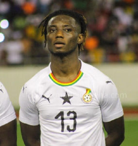 Zulte-Waregem defender Gideon Mensah eyes Black Stars first team spot