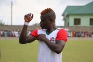 Isaac Kwain trains with Asante Kotoko; set to sign a three-year deal