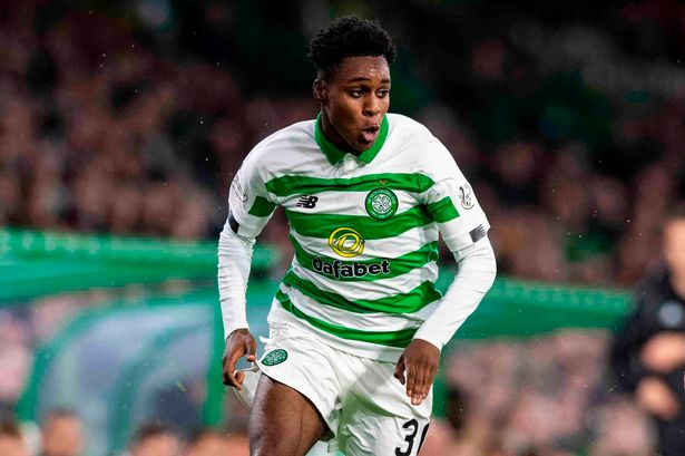 Ghana to lose out on Celtic youth star Jeremie Frimpong
