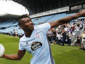 Ghana international Joseph Aidoo joins three Celta Vigo players on international break