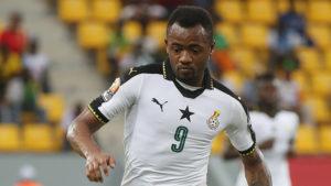Jordan Ayew claims he has to take more responsibility of scoring despite branded selfish