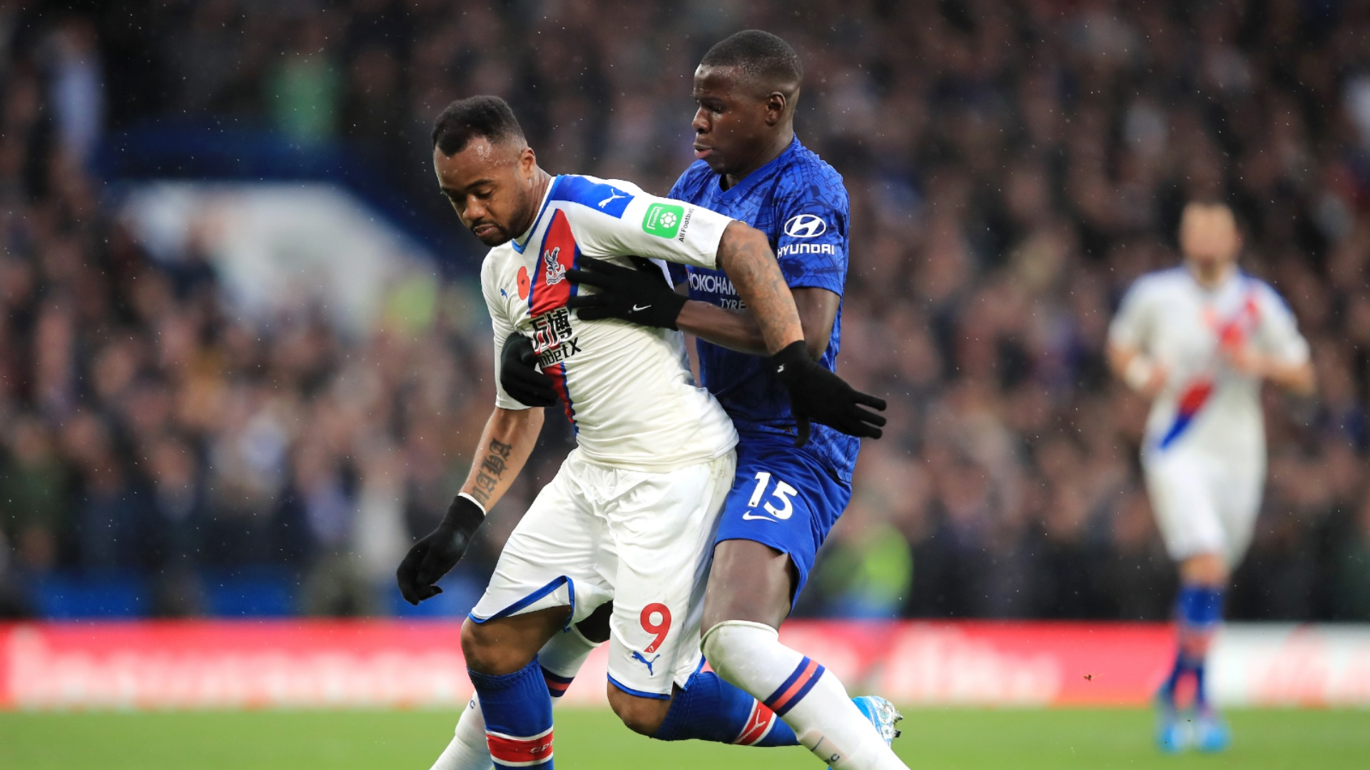 Jordan Ayew enjoys 90 minutes but endures defeat with Crystal Palace against Chelsea