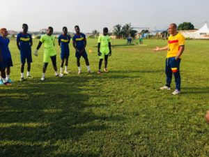 'I'm not here to win friendlies but to win the league' – Hearts coach Kim Grant