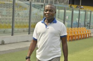 King Faisal to confirm Anthony Commey as new head coach
