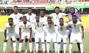 Video: Ghana's ambassador to Egypt visits Black Meteors ahead U-23 Afcon opener against Cameroon