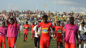 Great Olympics troll Asante Kotoko after Caf Confed Cup elimination