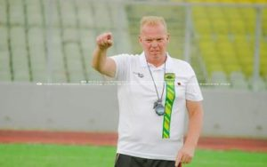 Kotoko coach Zachariassen told to resign after Caf Confed Cup exit
