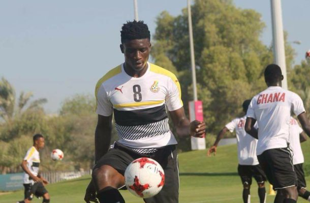 FC Nordsjaelland youngster Kudus Mohammed nets Black Stars debut goal against South Africa
