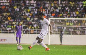 Laryea Kingston heaps praise on FC Nordsjaelland prodigy Mohammed Kudus