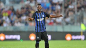 Inter Milan ace Kwadwo Asamoah receiving treatment in Spain