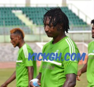 Asante Kotoko part ways with Malian midfielder Mamadou Kouyate