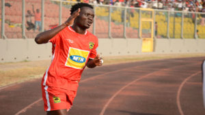 Asante Kotoko to release Martin Antwi