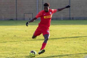 Ghanaian prodigy Maxwell Woledzi shines for FC Nordsjaelland