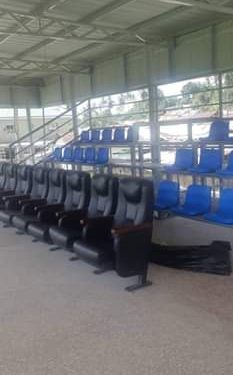 Medeama's Akoon park receives major face-lift