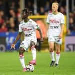 Zulte Waregem defender Gideon Mensah handed late Black Stars call-up