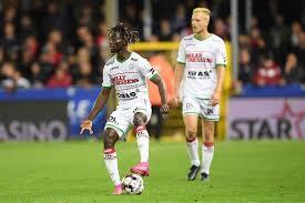Zulte Waregem defender Gideon Mensah handed late Black Stars call-up