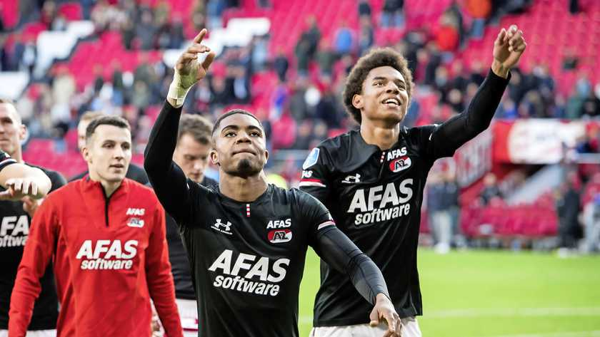 Myron Boadu earns a debut call up for Dutch National team