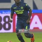 Ghanaian defender Nicholas Opoku features Udinese defeat Genoa