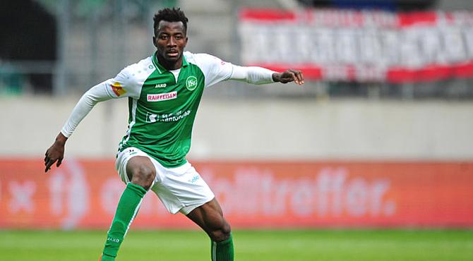 VIDEO: Ghanaian defender Musah Nuhu making 'steady progress' in comeback from knee injury