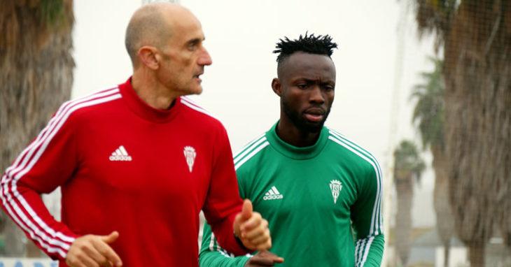 Kwabena Owusu expected to be available for cordoba's sunday match