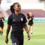 Elizabeth Addo grateful for her CAF women's nomination