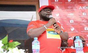 Kotoko's Policy Analyst Yaw Amo Sarpong set to return to football after six months ban