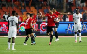 Video: Watch highlights of Ghana's defeat to Egypt