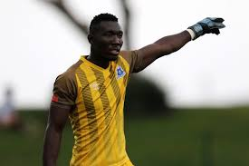 Maritzburg United confirm Belgian interest in Ghanaian goalkeeper Richard Ofori
